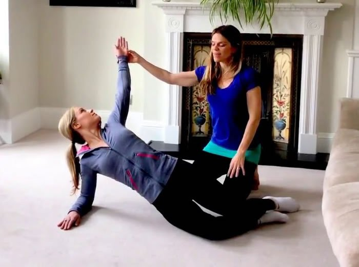 One to one and small group Pilates