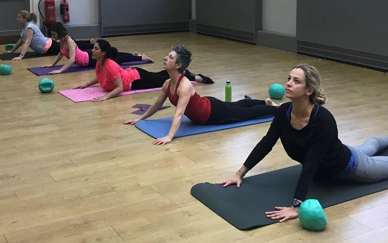Advanced / Intermediate Pilates