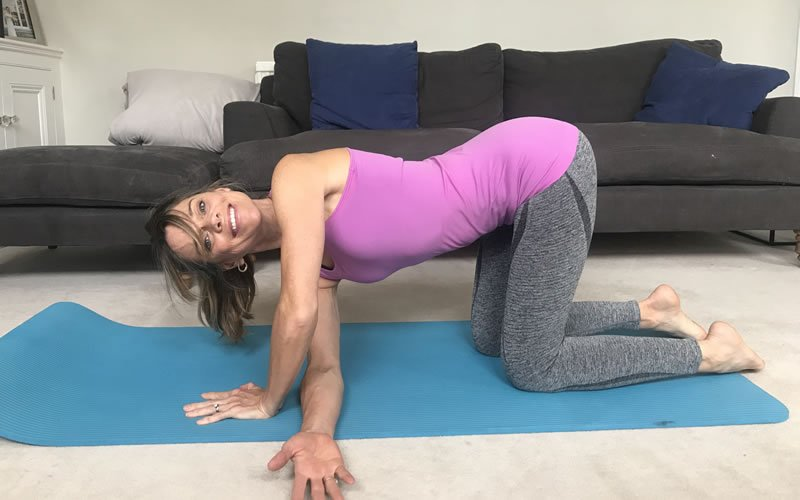Online Pilates Classes With Rosa