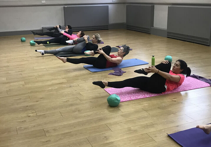 Pilates For Beginners And Improvers